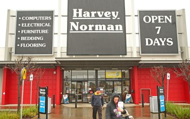 'Never been like this': Gerry Harvey reels after record year for Harvey Norman