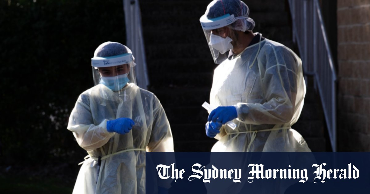 NSW records one locally acquired case of COVID-19 – Sydney Morning Herald