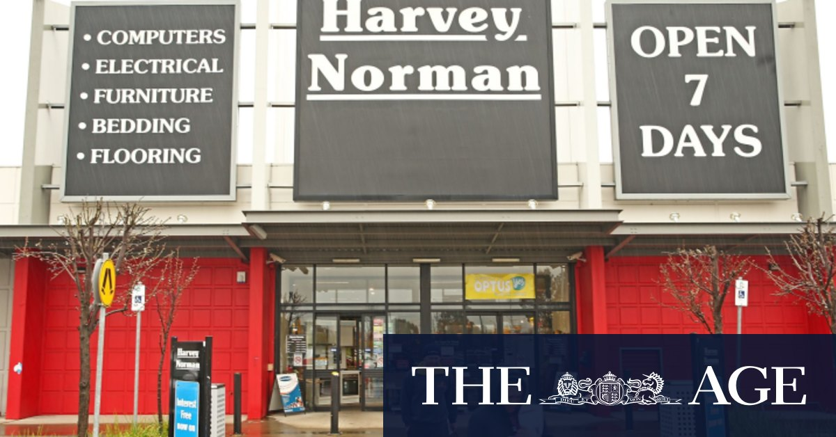 Image of article 'Never been like this': Gerry Harvey reels after record year for Harvey Norman'