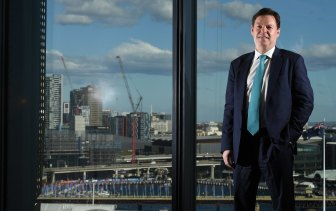 Lendlease CEO Steve McCann will leave the company at the end of May.