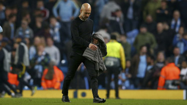 City, knocked out this season by Tottenham, have so far been unable to get their hands on the Champions League trophy.