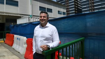Tony Lombardo joined Lendlease in 2007 and has gone on to spearhead its Asia growth strategy based in Singapore.