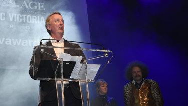 The Age Music Victoria Awards at the Melbourne Recital Centre, Melbourne Australia.