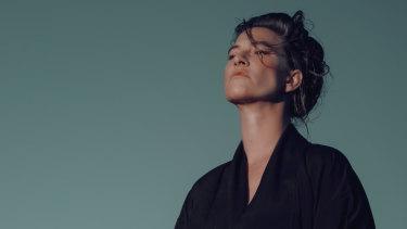 Rock star and writer Amanda Palmer in New Zealand