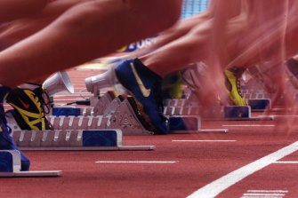 The world athletics championships have been rescheduled and will now finish days before the Commonwealth Games begin.