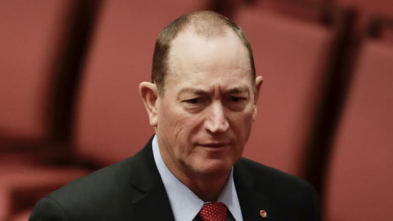 Senator Fraser Anning: Facebook Unpublishes Katter's Australia Party Senator