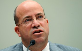 """""""This is Jeff Zucker, the only Jeff that matters"""": The CNN chief has announced his departure at the end of the year."""