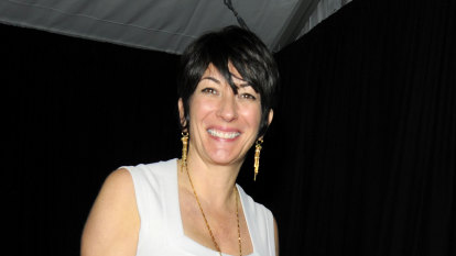 Who is Ghislaine Maxwell and what is she charged with?