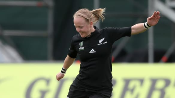 NZ women too good for All Blacks at annual rugby awards