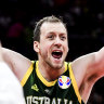 Boomers jump in world basketball rankings