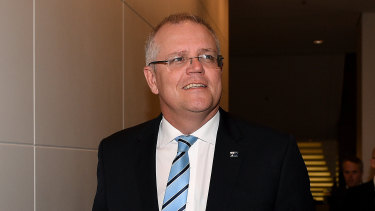 Treasurer Scott Morrison is preparing to hand down tax cuts in his budget.