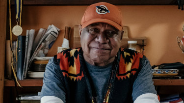 Archie Roach is the 2020 inductee to the ARIA Hall of Fame.