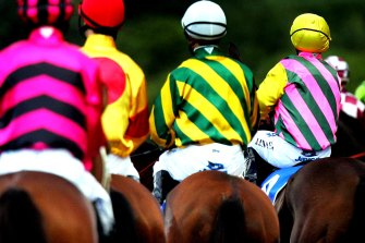 There are plenty of options for punters on a soft track at Hawkesbury.