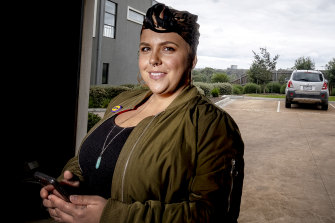 Rachel Morrison has seen more activity on dating apps she uses.