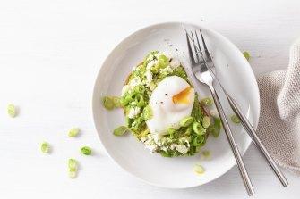 Keep enjoying your eggs and avocado on toast.
