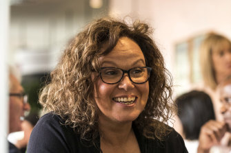 Leah Purcell: ''I can walk in both worlds.''