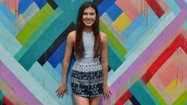 Florida high school student Jaime Guttenberg was killed.