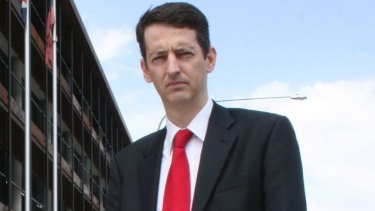 Liberal MP Matthew Mason-Cox is the first government MP to publicly oppose the stadium decision.