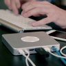 Portable, wireless hub for Apple lovers has many tricks up its sleeve