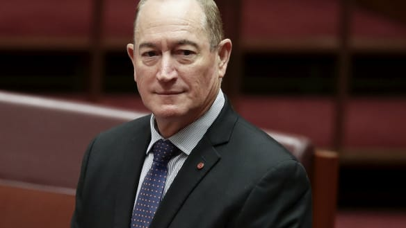 Fraser Anning set Australia's Parliament a test. It passed