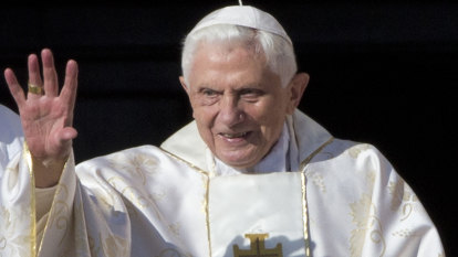 Pope Benedict orders his name be removed from controversial book on celibacy