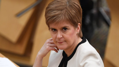 Scotland's leader vows to push for second independence vote