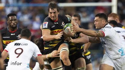 Super Rugby champion Crusaders refute homophobic slur complaint