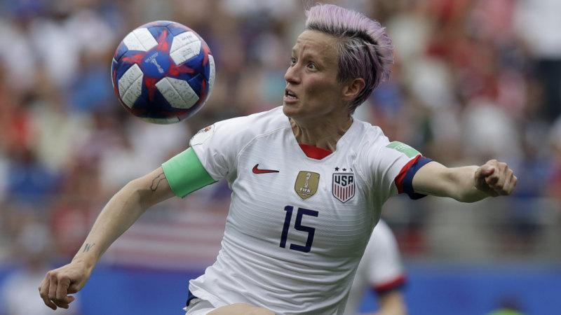 2019 FIFA Women's World Cup: Trump criticises US women's
