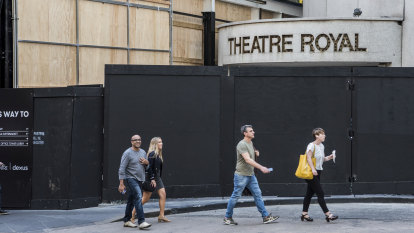It's time Don Harwin put a firecracker under Theatre Royal reboot