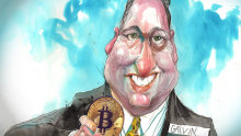 Digital assets fundie Richard Galvin says Bitcoin can now claim to be digital gold.