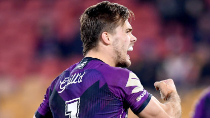 'Give me the shot': Papenhuyzen reveals whisper to Smith that led to clutch kick in epic win
