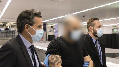 Two men extradited to Sydney over alleged $150 million drug plot
