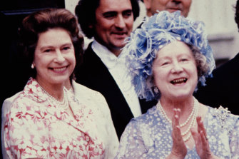 Elizabeth, the Queen Mother, saw dramatic technological change in her early life.