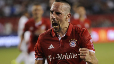 "Long shot: Franck Ribery should come to the A-League if he wants to live like a ""rock star"", according to Western Sydney coach Markus Babbel."