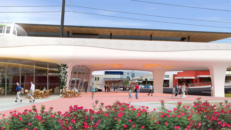 The Bayswater station upgrade is the first stage of Metronet's new Morley-Ellenbrook Line .