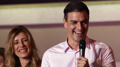 Spain's socialists overcome historic election challenge by right-wing