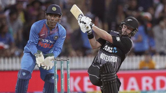 Munro's fireworks help Kiwis beat India to claim T20 series