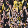 Footy on the nose? Crowd record set to be broken again suggests otherwise