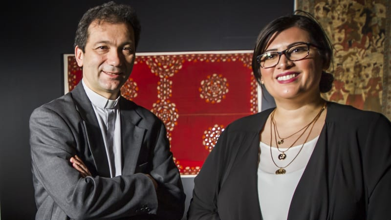Картинки по запросу Exhibition about Islamic culture opens at National Museum of Australia
