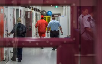 Lawyers have argued the impracticality of physical distancing in prisons creates a risk of coronavirus transmission among prisoners and prison staff.