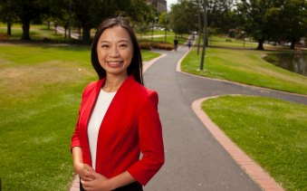 Jennifer Yang was Labor's candidate for Chisholm last year, losing to Gladys Liu.
