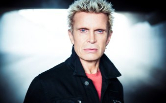 Billy Idol.