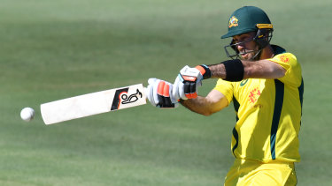Glenn Maxwell is Australia's most dangerous batting weapon and should bat higher.