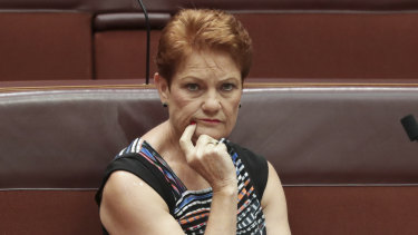 Pauline Hanson will not benefit from a Liberal preference deal at the upcoming state election.