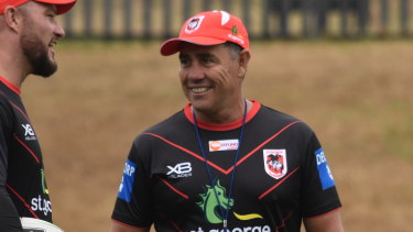 Shane Flanagan will leave the Dragons.