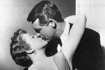 Deborah Kerr and Cary Grant in <i>An Affair to Remember</i>.