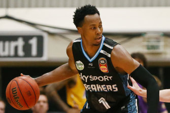Scotty Hopson has transferred from the Breakers to Melbourne United for this season.