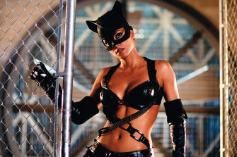 Marred role: Halle Berry in Catwoman.