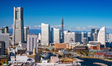 Tokyo has put tall buildings on major streets, with compact, intimate neighbourhoods behind.