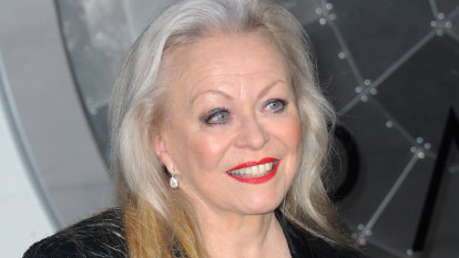 'The tumour was already as big as a mango': Jacki Weaver's health scare